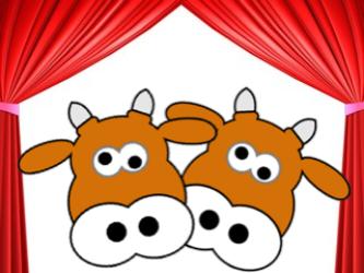 Des Planches et des Vaches
